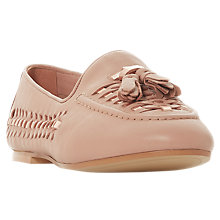 Buy Dune Gazele Tassel Loafers Online at johnlewis.com