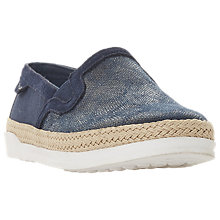 Buy Dune Goulding Slip On Espadrilles Online at johnlewis.com