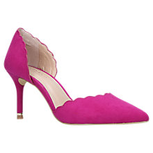 Buy Carvela Lovlier Stiletto Heel Court Shoes Online at johnlewis.com