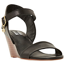 Buy Dune Kendo Wedge Heel Sandals Online at johnlewis.com