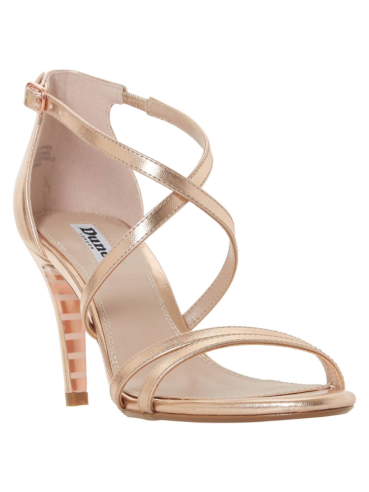 0d04415bc25d ... Buy Dune Mariela Cross Strap Stiletto Heeled Sandals