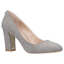 Buy Carvela Kruise Block Heel Court Shoes Online at johnlewis.com