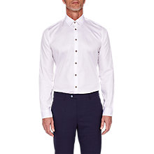 Buy Ted Baker T For Tall Byllytt Cotton Shirt Online at johnlewis.com
