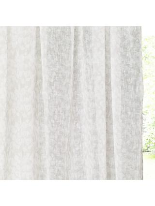 Croft Collection Cara Slot Top Voile Panel