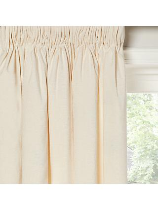 John Lewis & Partners Chester Pair Lined Multiway Curtains