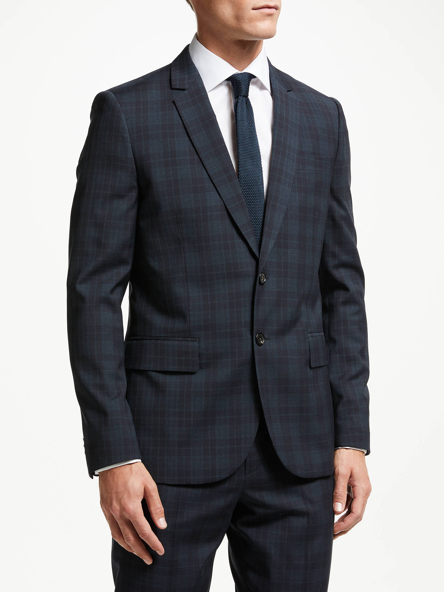 fdd79292cab Buy PS Paul Smith Wool Check Tailored Fit Suit Jacket