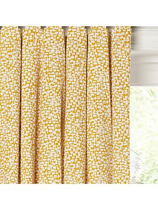 House by John Lewis Yin Pair Reversible Tab Top Curtains