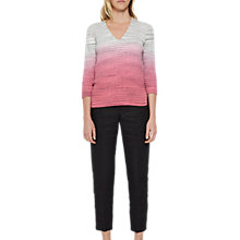 Buy French Connection Space Ribbed Jumper Online at johnlewis.com