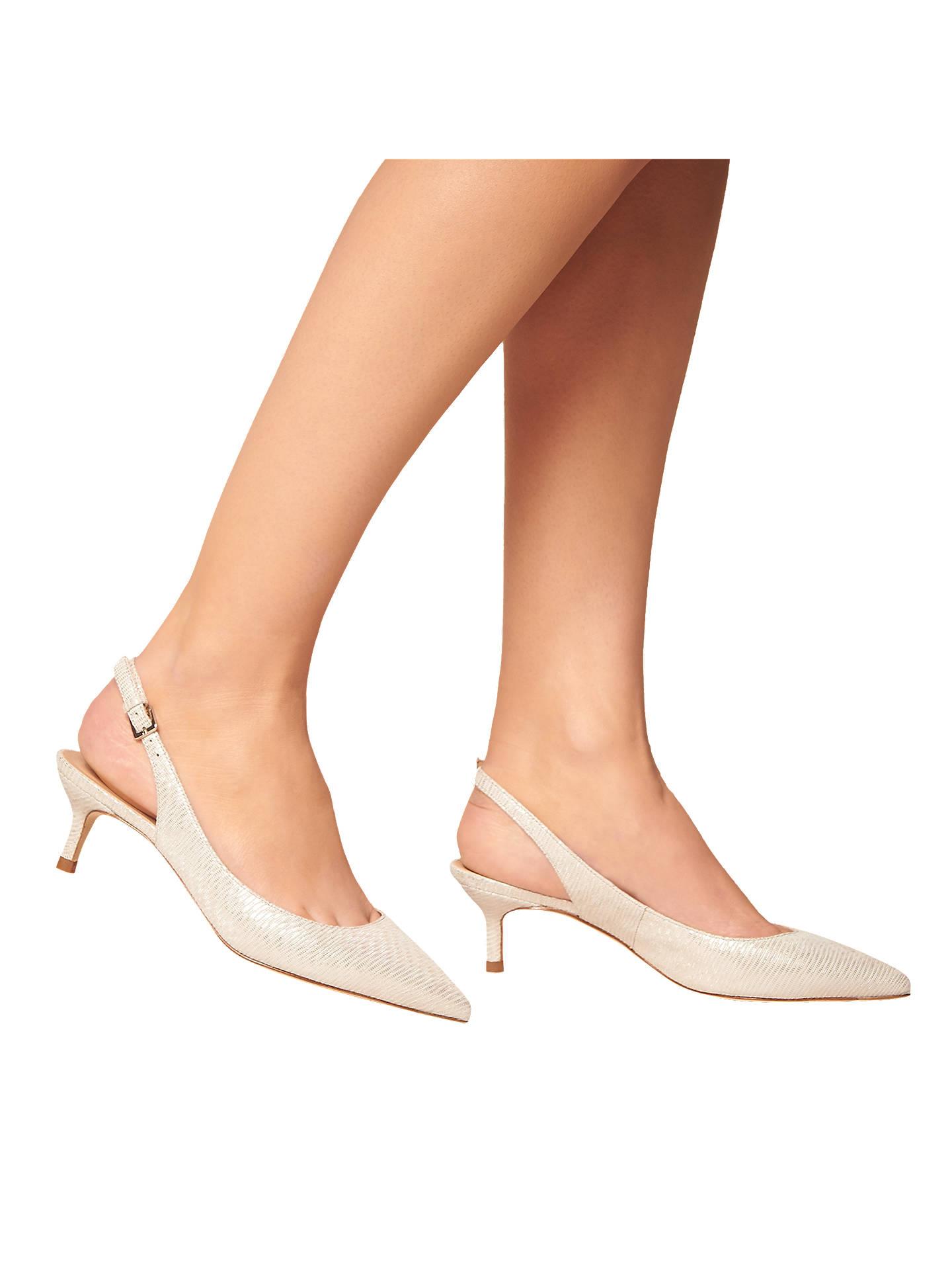e9d09783bfb ... Buy L.K. Bennett Ava Slingback Court Shoes