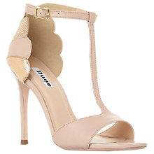 Buy Dune Mythos T-Bar Open Toe Sandals Online at johnlewis.com