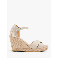 Buy L.K. Bennett Angele Wedge Heel Sandals Online at johnlewis.com