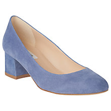Buy L.K.Bennett Maisy Block Heeled Court Shoes Online at johnlewis.com