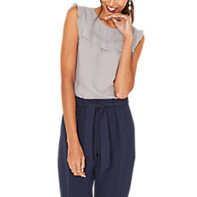 Buy Oasis Scallop Shell Top Online at johnlewis.com