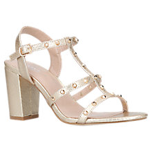 Buy Carvela Kansas Block Heel Sandals Online at johnlewis.com