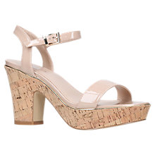 Buy Carvela Skye Block Heel Sandals Online at johnlewis.com