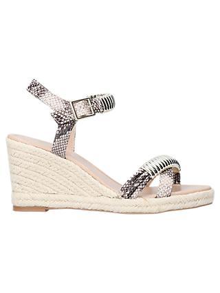 a775b1218430 Carvela Slipper Wedge Heel Embellished Sandals