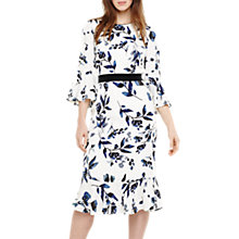 Buy Phase Eight Antonetta Floral Dress, Multi Online at johnlewis.com