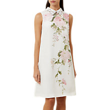 Buy Hobbs Libby Dress, Multi Online at johnlewis.com