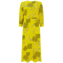 Buy Mint Velvet Natasha Print Midi Dress, Multi Online at johnlewis.com