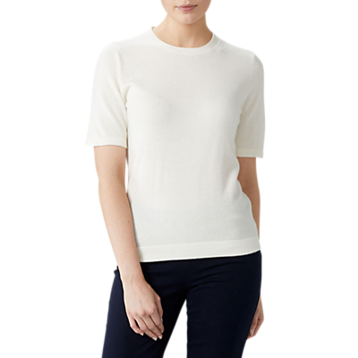 Pure Collection Cashmere T-Shirt