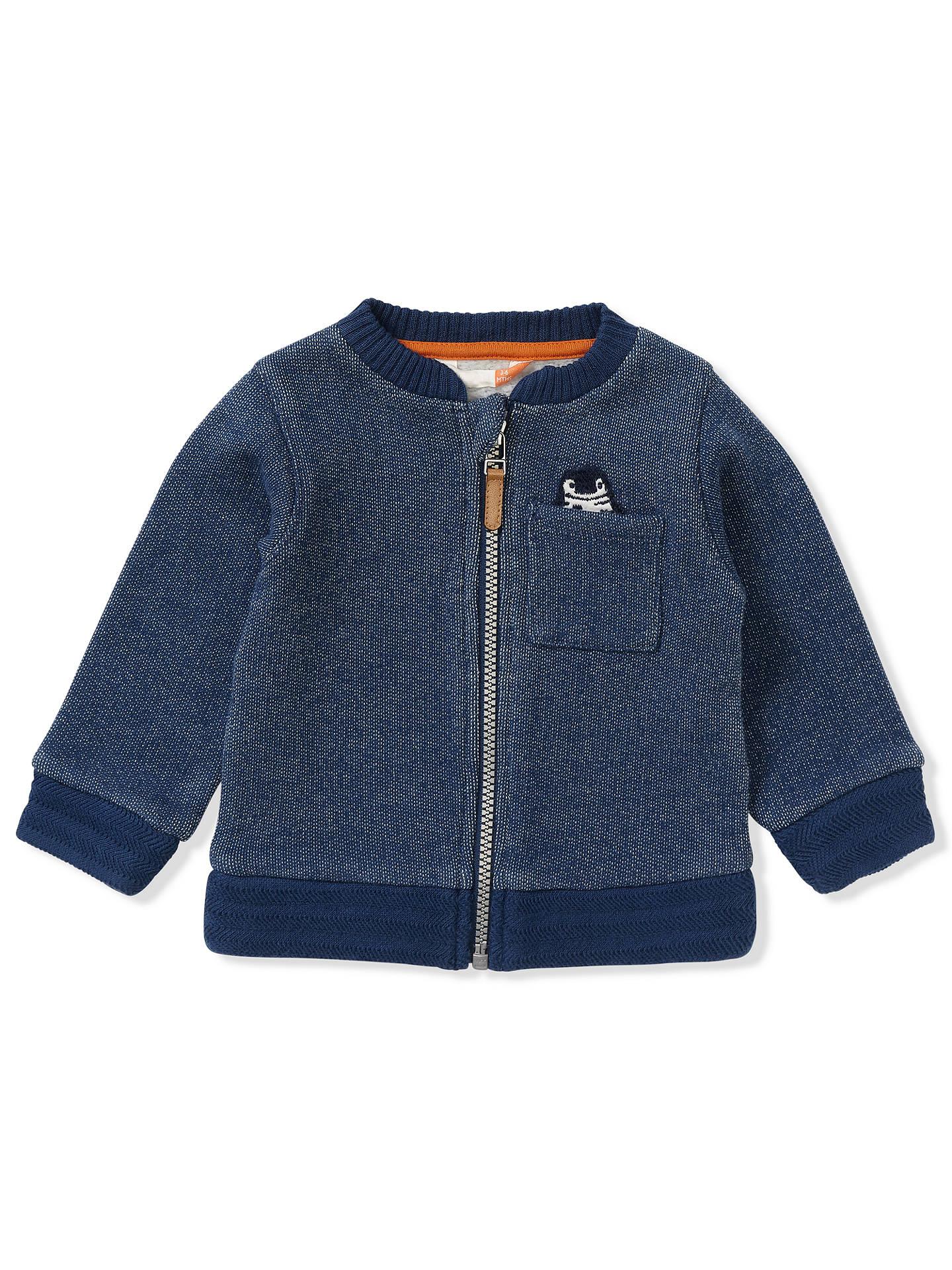 fc5c23b33 John Lewis   Partners Baby Penguin Pocket Bomber Jacket