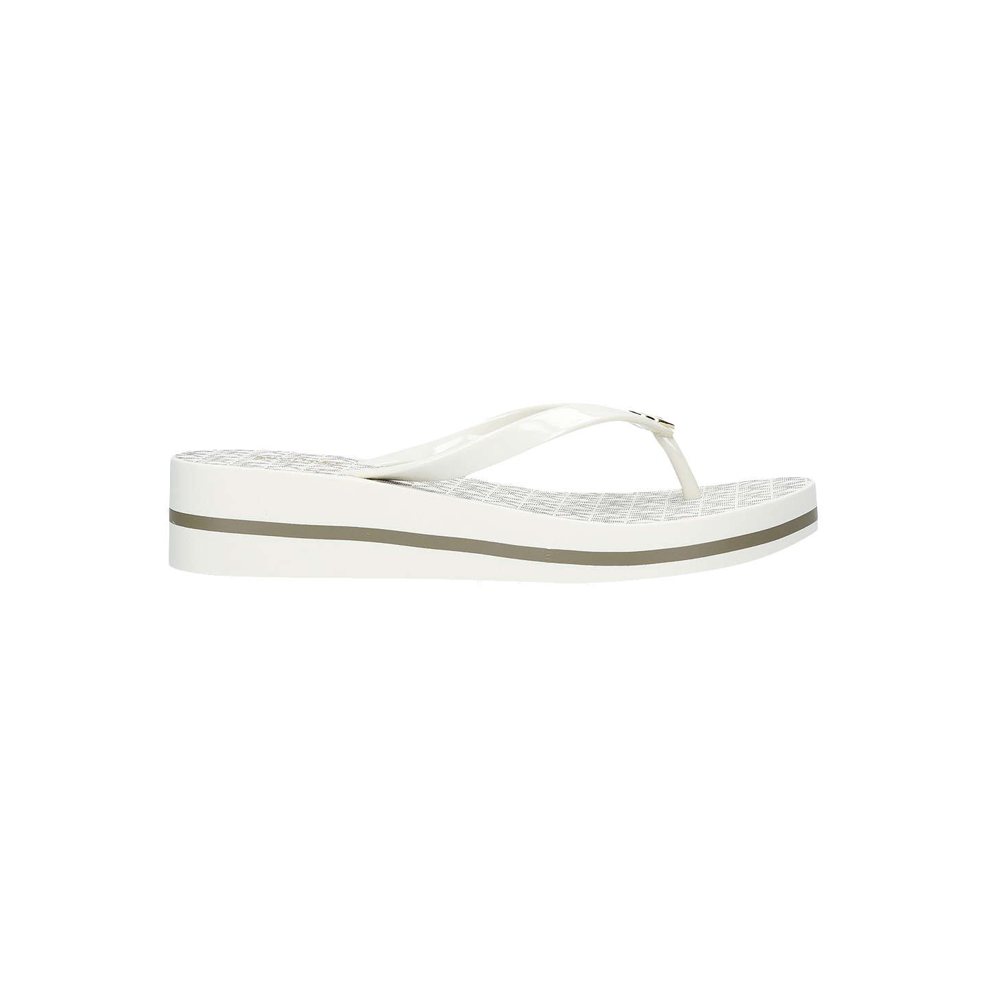 BuyMICHAEL Michael Kors Bedford Flatform Toe Post Sandals