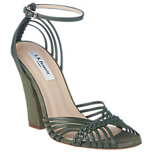 Buy L.K.Bennett Lily Belle Block Heel Sandals Online at johnlewis.com