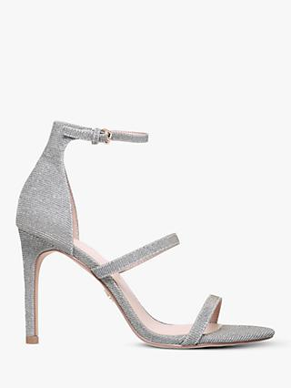 Kurt Geiger London Park Lane Stiletto Heel Sandals