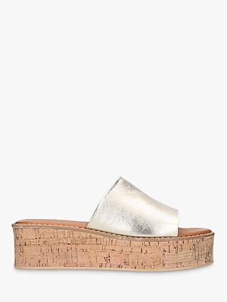 Kurt Geiger London Maci Flatform Sandals