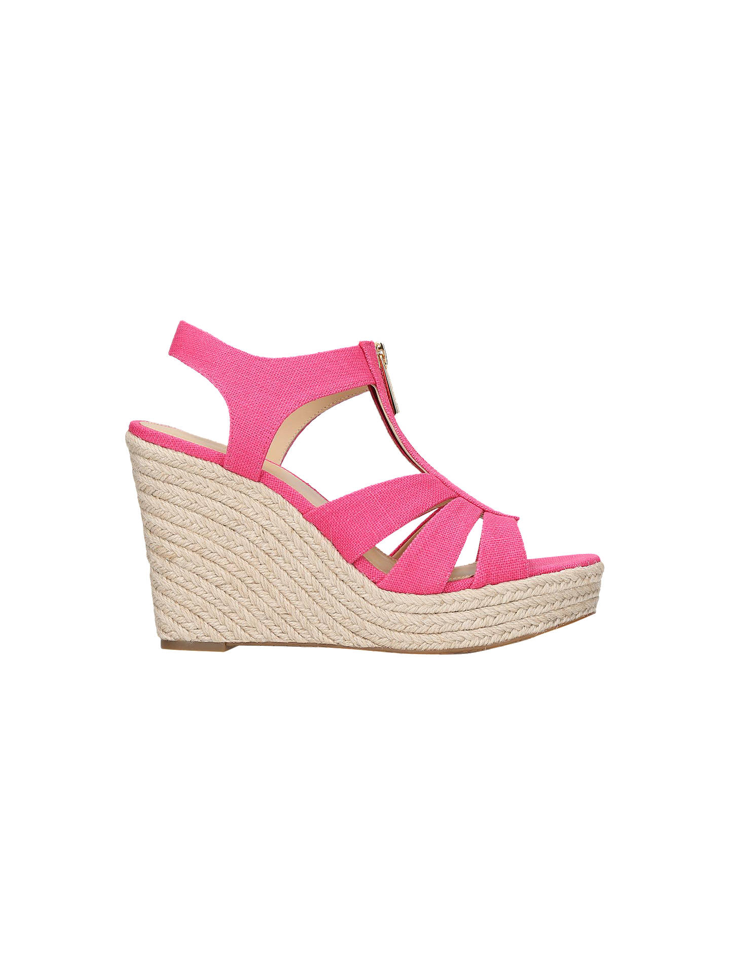 ee40caa7a76 Buy MICHAEL Michael Kors Berkley Wedge Heel Sandals