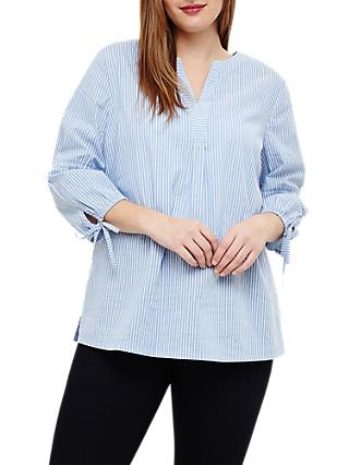 Studio 8 Nelly Stripe Top, Blue
