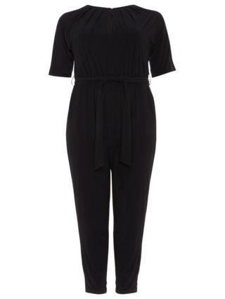 Studio 8 Nadine Split Sleeve Jumpsuit, Navy