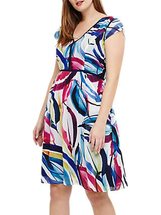 Studio 8 Sienna Print Dress, Multi