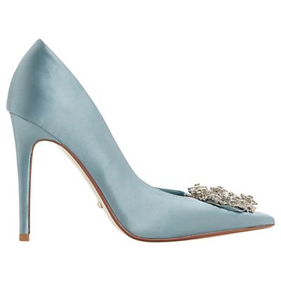 cafcaec76 Dune Bridal Collection Breanna Jewel Stiletto Court Shoes