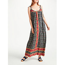 Buy Star Mela Bela Maxi Dress, Indigo Online at johnlewis.com