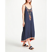 Buy Ruby Yaya Blanca Maxi Dress, Navy Online at johnlewis.com