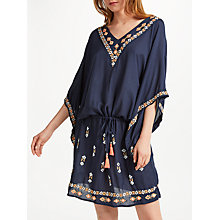 Buy Ruby Yaya Blanca Dress, Navy Online at johnlewis.com