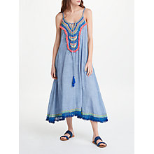 Buy Ruby Yaya Espana Dress, Denim Online at johnlewis.com