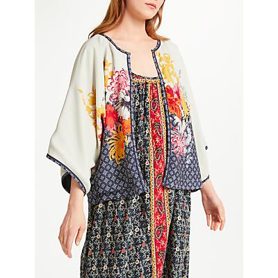 Star Mela Drew Kimono Top, Multi
