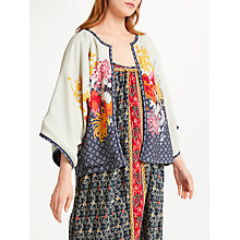 Buy Star Mela Drew Kimono Top, Multi Online at johnlewis.com