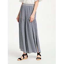 Buy SUNCOO Jordy Trousers, Blue Online at johnlewis.com