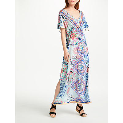 Ruby Yaya Menta Maxi Dress, Multi