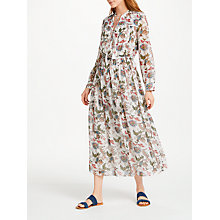 Buy SUNCOO Coco Dress, White Online at johnlewis.com