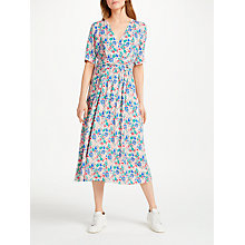 Buy Des Petits Hauts Tango Floral Print Dress, Multi Online at johnlewis.com