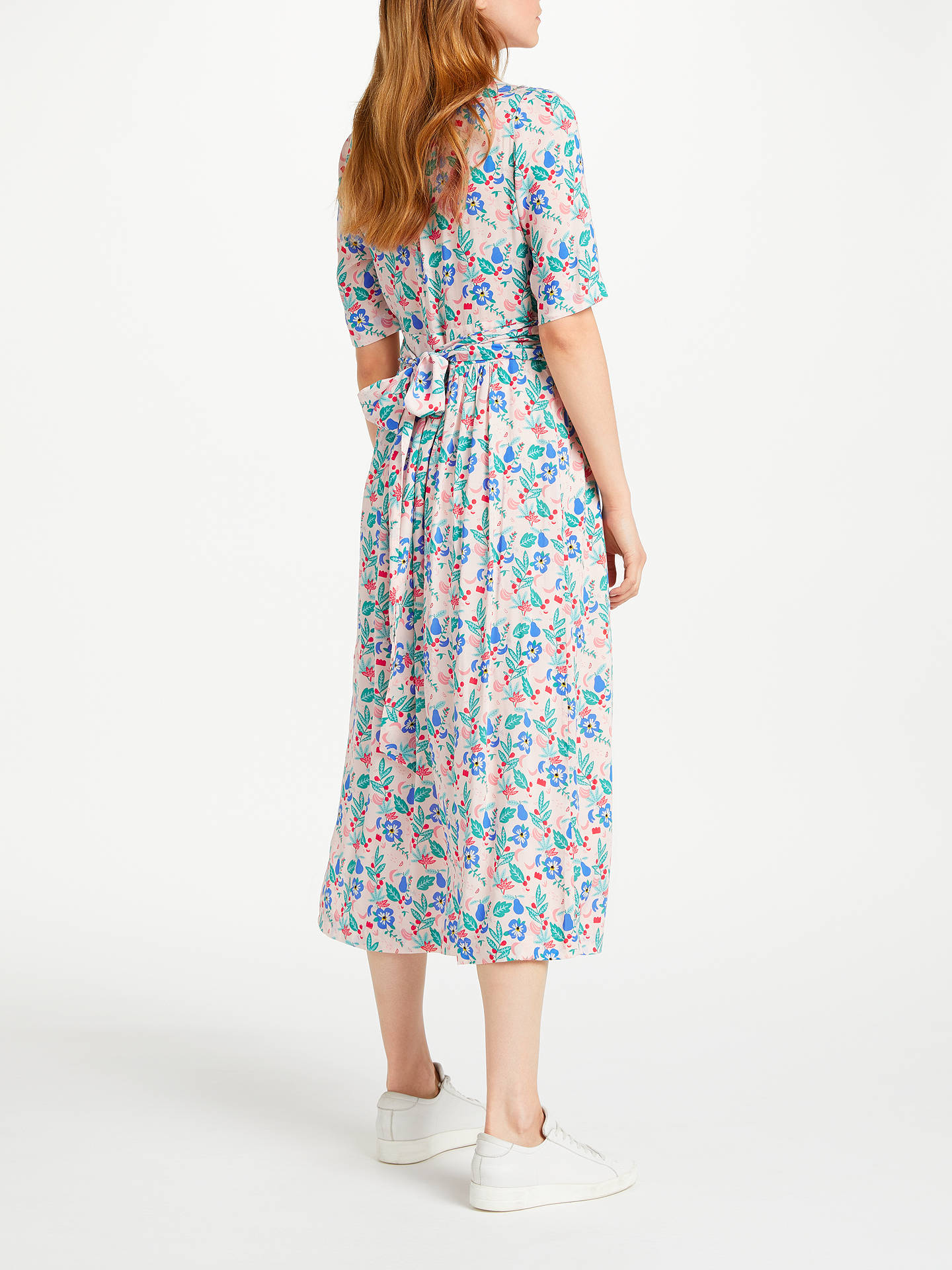 BuyDes Petits Hauts Tango Floral Print Dress, Multi, 8 Online at johnlewis.com