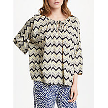 Buy Stella Forest Misni Top, Black Online at johnlewis.com