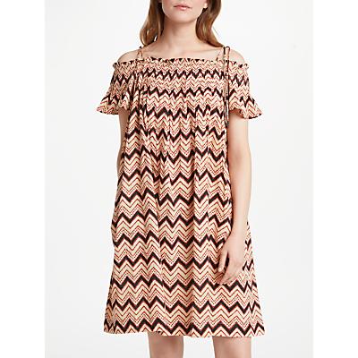 Stella Forest Misni Short Dress, Red