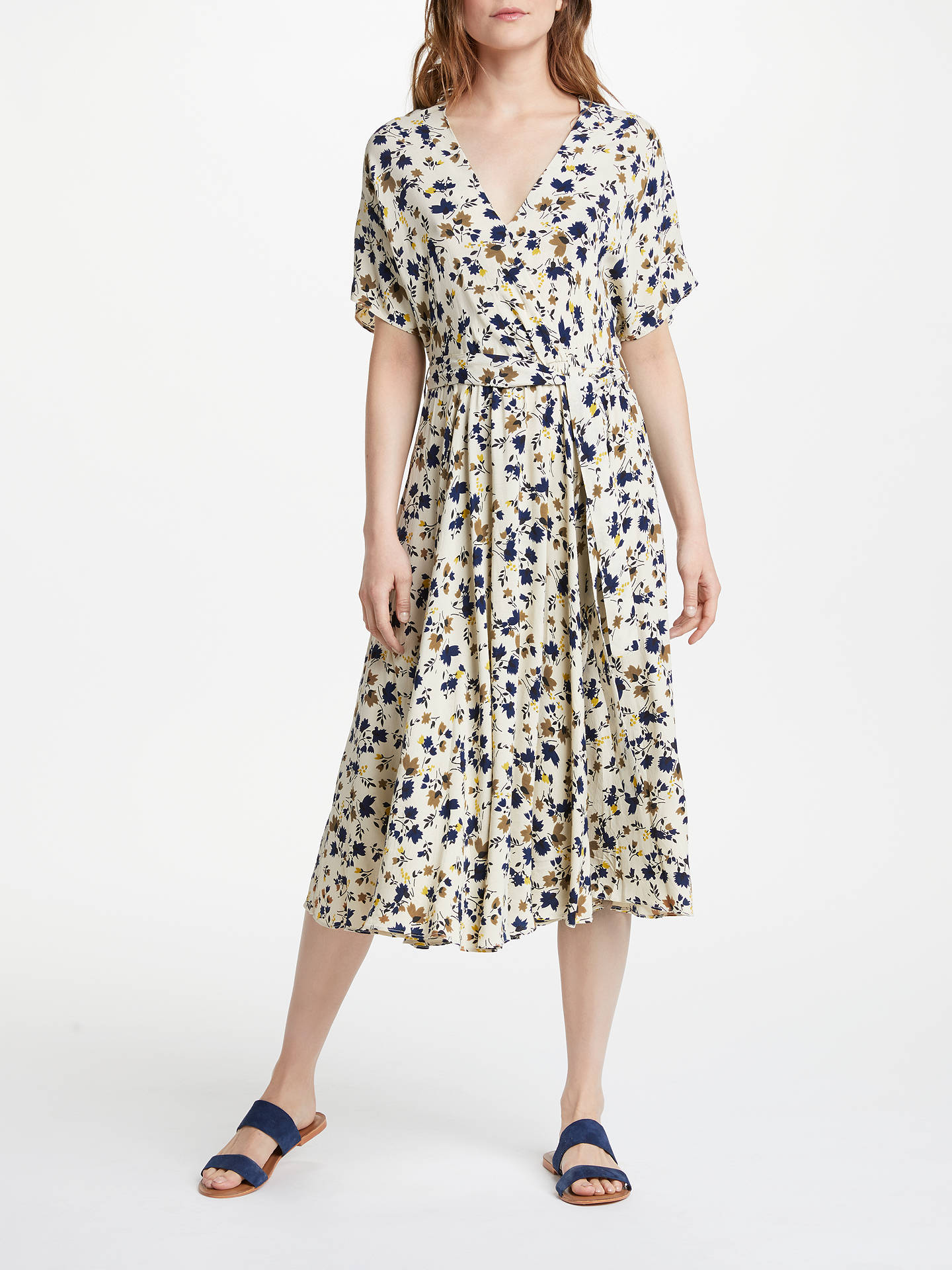 Stella Forest Ete 2018 stella forest coquelicot dress, multi at john lewis & partners