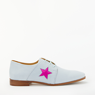 Rogue Matilda Starstruck Brogues, Light Blue