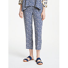 Buy Stella Forest Briana Trousers, Blue Online at johnlewis.com